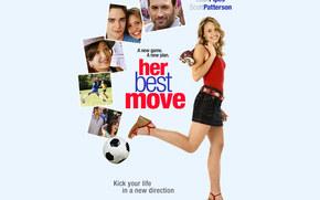 Лучший удар, Her Best Move, фильм, кино