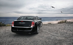 Chrysler, 300 C, авто, машины, автомобили