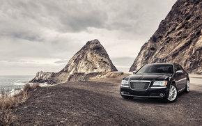 Chrysler, 300 C, авто, машины, автомобили