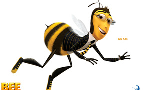 Bee Movie: plot Mid, Bee Movie, film, film