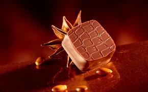 шоколад, конфета, еда