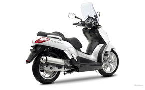 MBK, Scooter, Cityliner, Cityliner 2011, мото, мотоциклы, moto, motorcycle, motorbike
