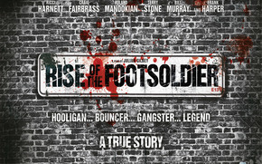 Arrampicata fante, Rise of the Footsoldier, film, film