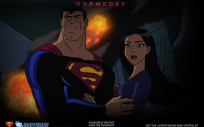 Супермен: Судный день, Superman/Doomsday, film, movies