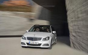 Mercedes-Benz, Classe C, Voiture, Machinerie, voitures