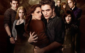 twilight, сага новолуние, Vampires