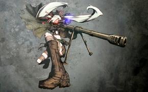 arma de fuego, Arma