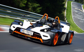 KTM, X-Bow, Car, machinery, cars