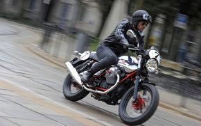 MOTO GUZZI, 裸, V7レーサー, V7レーサー2011, モト, オートバイ, モト, オートバイ, オートバイ
