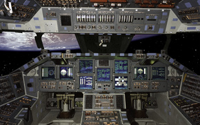 cabin, shuttle