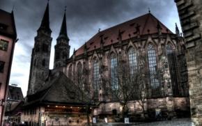 Nuremberg, Germany, building