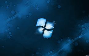 finestre, senev, blu