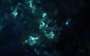 spazio, universo, Stella, Galaxy Nebula
