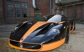 Samochd, maszyna, Maserati