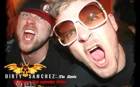 Грязный Санчез, Dirty Sanchez: The Movie, фильм, кино