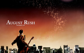 Август Раш, August Rush, film, movies
