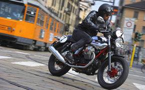 Moto Guzzi, Nudo, V7 Racer, V7 Racer 2011, Moto, motocicli, moto, motocicletta, motocicletta