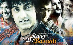 Цвет шафрана, Rang De Basanti, film, movies