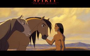Geist: Wiese, Spirit: Stallion of the Cimarron, Film, Film