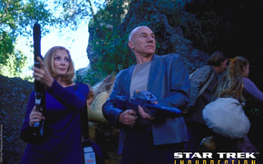 Star Trek: Insurrection, Star Trek: Insurrection, film, film