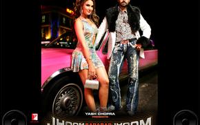 Встреча подарившая любовь, Jhoom Barabar Jhoom, фильм, кино