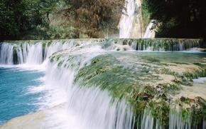 Mxico, cachoeira