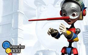 Pinocchio 3000, Pinocchio 3000, film, film