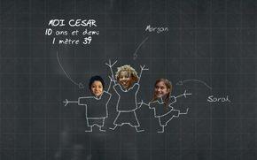 Io, Cesare, Moi Csar, 10 ans 1/2, 1m39, film, film
