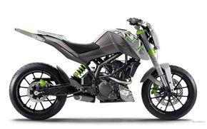 KTM, Concept, 125, 125 2010, Moto, Motorcycles, moto, motorcycle, motorbike