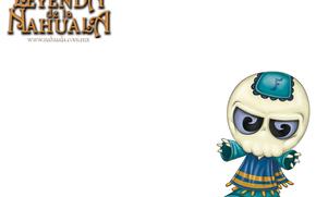 Legenda Nawal, La leyenda de la Nahuala, film, film