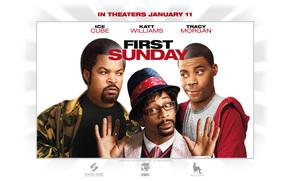 Первое воскресенье, First Sunday, фильм, кино