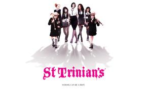 Одноклассницы, St. Trinian's, фильм, кино