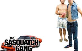 Банда снежного человека, The Sasquatch Gang, фильм, кино