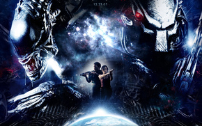 Aliens vs Predator: Requiem, Aliens vs Predator - Requiem, Film, Film