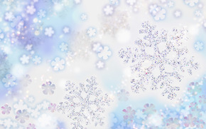 snowflakes, frost, cold, праздник
