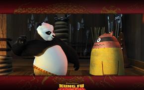 Kung Fu Panda, Kung Fu Panda, film, film