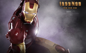 Man of iron, Iron Man, film, movies