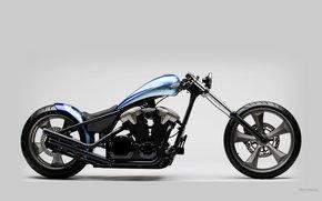 Honda, Concept, Furious, Furious 2011, Moto, Motorcycles, moto, motorcycle, motorbike