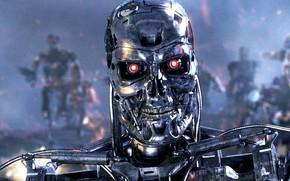 terminatore, film, cyborg