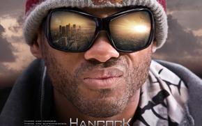 Hancock, Hancock, film, film