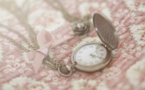 guardare, tempo, decorazione, tessuto, disegno, sfocatura, Macro, luce
