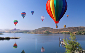 воздушные шары,  позитив