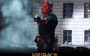 Хеллбой II: Золотая армия, Hellboy II: The Golden Army, фильм, кино