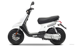 MBK, Scooter, Booster, Booster 2011, мото, мотоциклы, moto, motorcycle, motorbike