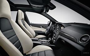 Mercedes-Benz, C-Class, Car, machinery, cars