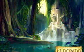 黄金国之路, 埃尔多拉多之路, 电影, 电影