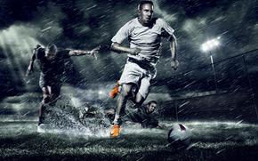 サッカー, リベリ