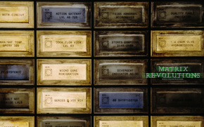 Le Matrix Revolutions, Le Matrix Revolutions, film, film