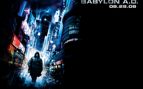 фильм, кино, Babylon A.D., Вавилон Н.Э.