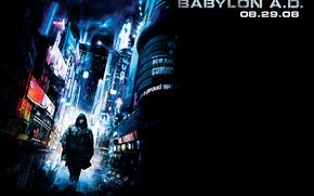 Babylon AD, Babylon AD, pelcula, pelcula